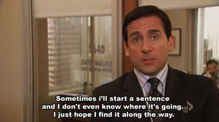 michael sentence