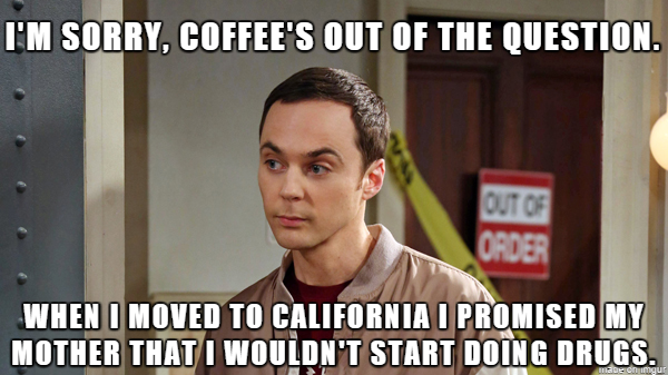sheldon coffee