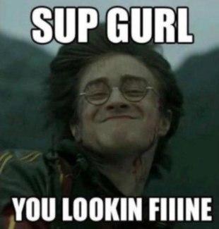 flirty harry