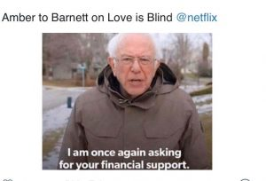amber love is blind