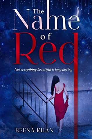 The Name of Red by Beena Khan Book Cover