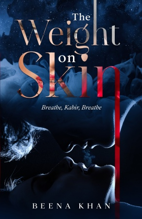 the weight on skin by beena khan book cover