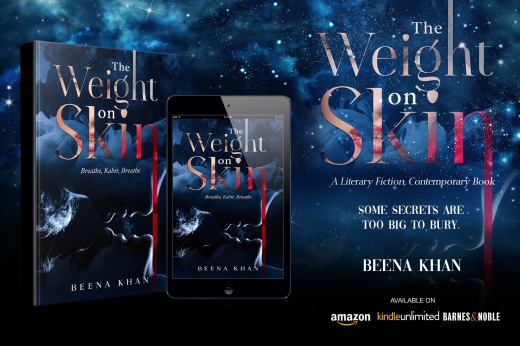 the weight on skin teaser